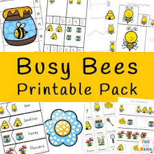 ble bees activities