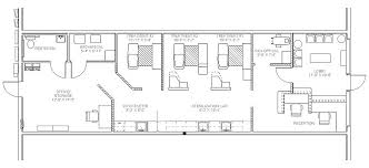 The office floor plan Teaching Kitchen Related Post Office Designs Blog Floor Plan Of The Office Office Floor Plans Best Office Floor Plan