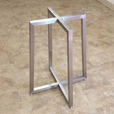 Apollo Table Bases Custom Metal Home
