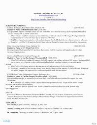 Charge Nurse Job Description For Resume Fresh Registered Nurse