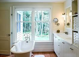 Clawfoot Tub Bathroom Ideas Fascinating Clawfoot Tub In Small Bathroom Citizenconnect