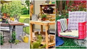 diy outdoor garden furniture ideas. Garden Diy Furniture Ideas Amazing Remarkable Outdoor On A Budget Picture Of T