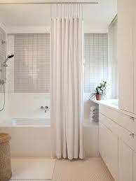 cool fabric shower curtains. Unique Shower Curtain Ideas Bathroom White Decor With Large Cream Fabric Regarding Cool Curtains