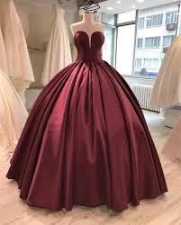 wine red wedding. burgundy prom dress ball gownmaroon wedding dresswine red wedding