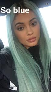 25 best ideas about Kylie blue hair on Pinterest Dark blue hair.