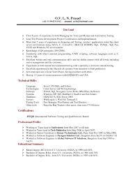 Entry Level Java Developer Resume Sample Entry Level Java Developer