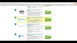 top 10 best no cal exam term life insurance companies