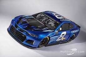 2018 chevrolet nascar camaro. simple camaro chevrolet unveils 2018 camaro zl1 nascar race car for cup series and chevrolet nascar camaro 0
