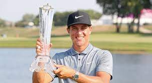 Cameron Champ is the 3M Open champ ...