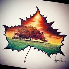 So cool reaminds me of Autumn