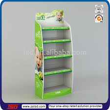 Foam Board Display Stand TSDA100 baby care PVC foam board display stand floor standing 38