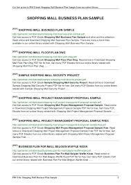 Free Online Business Plan Template Online Retailer Business Plan Template Boutique Business Plan