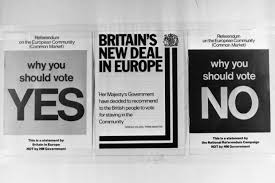 Did – The European Why 1975 Britain Of Referendum Decides First zqaWPS4