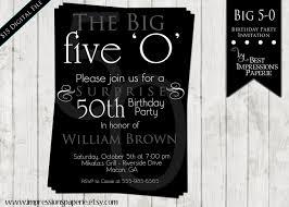 50th Birthday Invitations Templates 50th Birthday Party Invitations Templates Dolanpedia