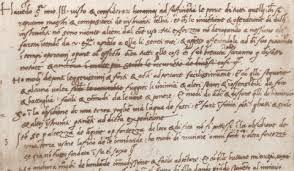 Leonardo Da Vinci Resume Enchanting Deciphering Da Vinci's Cover Letter Stuff Of Genius