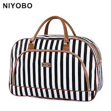 women travel bags 2018 fashion pu leather large capacity waterproof print luggage duffle bag casual travel