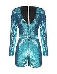 Haoduoyi Size Chart Details About Haoduoyi Women New Years Sparkly Sequin V Neck Party Clubwear Romper Jumpsuit
