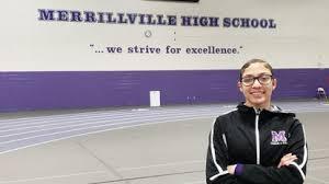 Morehead State recruit Alysa Coleman puts Merrillville's sprinters ...