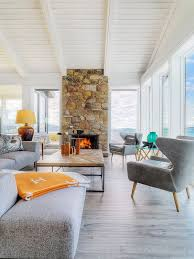 modern beach furniture. Modern Beach Cottage House Interiors Recommendny On Steps From Ocean With Furniture A
