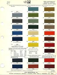 Dupont Color Chart For Cars Dupont Industrial Color Chart Creativedotmedia Info