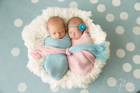 newborn twins photography costa mesa