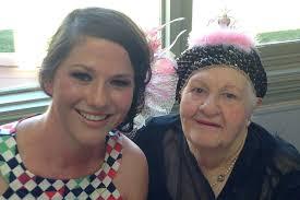 The ABC's Daisy Smith and racing identity Olive Thompson - ABC News  (Australian Broadcasting Corporation)