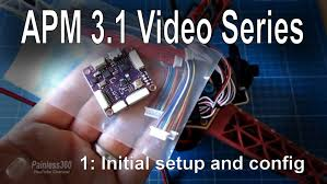 1 8 apm mini 3 1 video series simple setup config and 1 8 apm mini 3 1 video series simple setup config and calibration board from banggood com