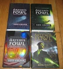 image is loading lot 4 artemis fowl eoin colfer time paradox