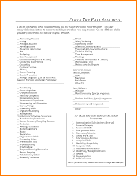 Skills To Have On Resume 100 Listing Computer Skills On Resume How To Make A Cv 24