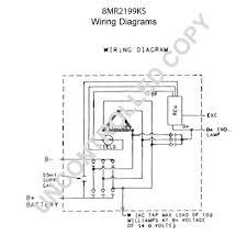 prestolite leece neville 8mr2199ks wiring diagram