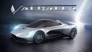 The Aston Martin Valhalla Am Rb 003 Continues V Car Tradition Aston Martin Pressroom