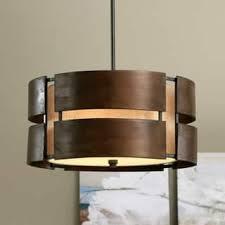 lighting wood. Schoolhouse Curved Wood 3-light Medium Walnut Pendant Lighting