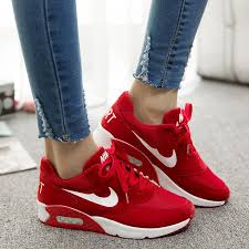 nike running shoes 2016 red. women shoes zapatos mujer wedge sneakers sport woman 2015 nike red running 2016