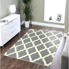 rubber backed area rugs pink collection trellis with non slip rubber backing area rug 3 rubber