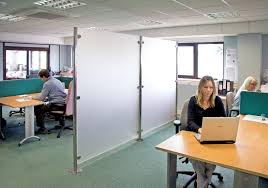 office room dividers. perfect office image of room divider curtains in office for dividers f