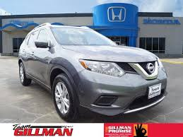 pre owned 2016 nissan rogue sv navigation back up camera third row seat