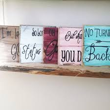 Small Picture Rustic motivational sign inspirational pallet signs rustic