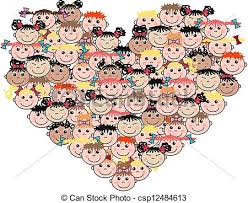 Image result for childrenl  clip art