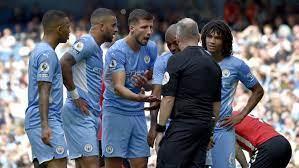 Man City 0-0 Southampton | Premier League: Disappointing Manchester City  slip up at home to Southampton - Premier League
