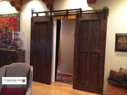 interior barn doors. Interior Barn Doors Double