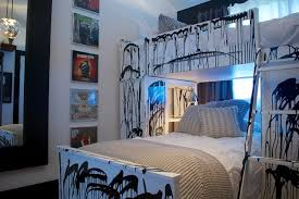 Punk Rock Bedroom contemporary-kids