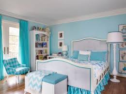 Awesome Color Combination With Sky Blue Walls