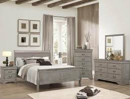 Philip Grey Queen Bedroom Set