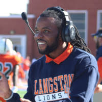 Freddie Johnson - Defensive Back Coach - Langston University | LinkedIn