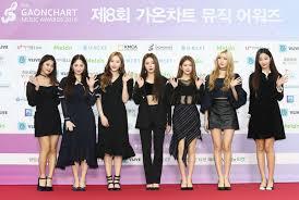 The 8th Gaon Chart K Pop Awards Zimbio