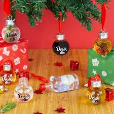 Likör Weihnachtsbaum Kugeln