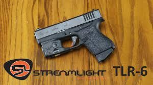 Tlr 6 Light G43 Light Laser Streamlight Tlr 6 Review