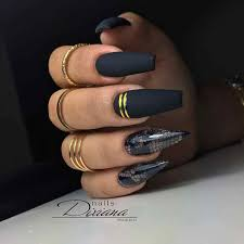 La empresa uñas acrilicas le ofrece buen servicio con seguridad de satisfacción. Https Xn Decorandouas Jhb Net Unas Negras Decoradas
