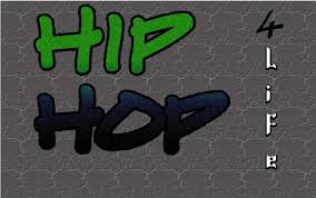 hip hop 4 life graffiti