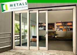 3 panel sliding patio door 3 panel patio door and new ideas aluminum lift sliding glass